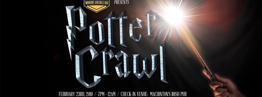 Potter Crawl Tampa