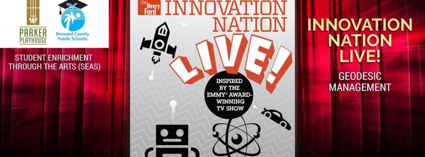 Innovation Nation - LIVE!