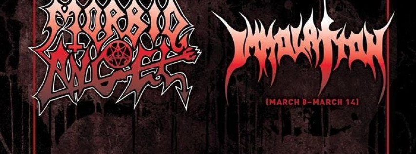 Morbid Angel @ The Orpheum