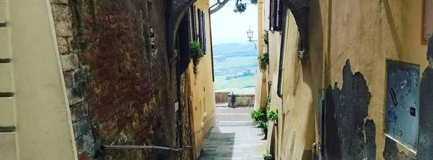 Sprezzatura! Spring in Tuscany 2019