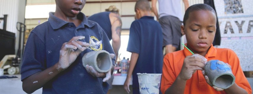 Family Arts: Clay Vessels