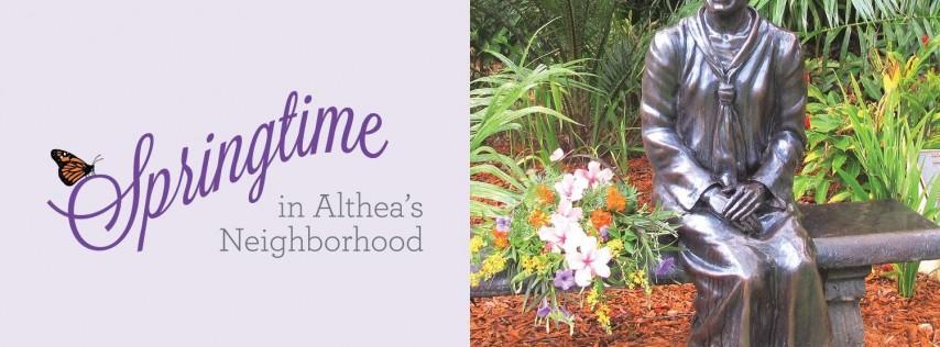 Coral Gables Garden Club's 2019 Garden & House Tour:  Springtime In Althea's Neighborhood
