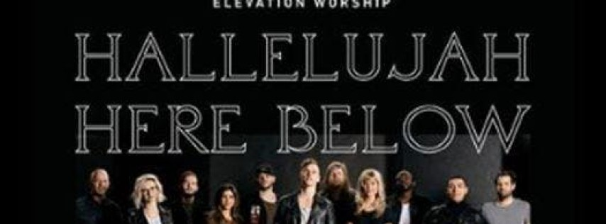 Elevation Worship - Hallelujah Here Below 2019 - Tour Volunteer - Miami, FL