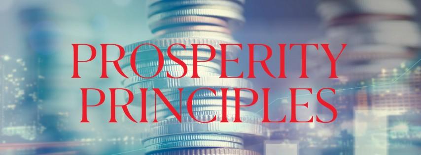 Prosperity Principles  - 6 Week Course - BRICKELL