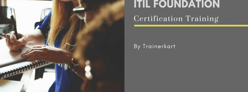ITIL Foundation- 2 days Classroom Training in Louisville, KY