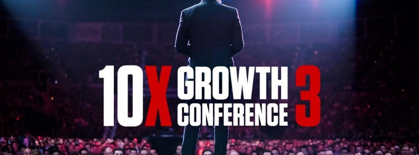 10X GROWTH CONFERENCE 3 (GRANT CARDONE)