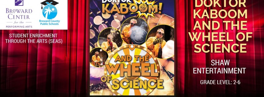Doktor Kaboom's The Wheel of Science