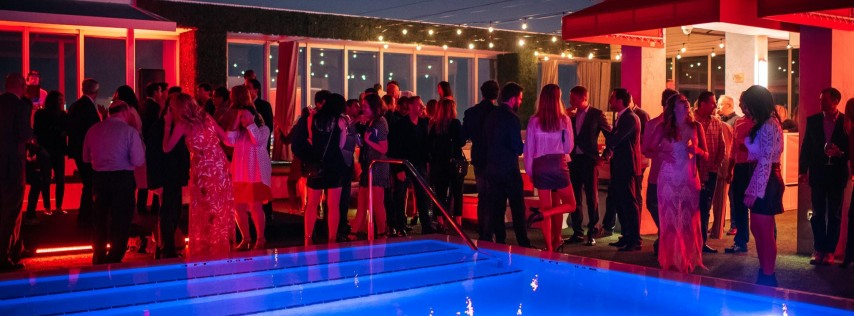 Free Admission to Friday Happy Hour at W Miami Rooftop