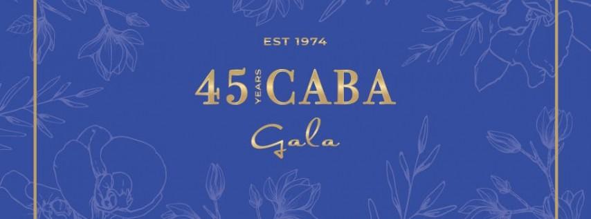 45th Annual CABA Gala
