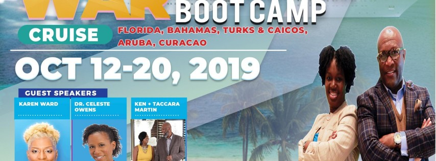 THIS MEANS WAR: Relationship Bootcamp Cruise