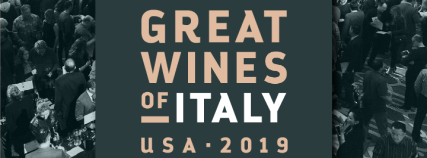Great Wines of Italy 2019: The Grand Tasting Miami with James Suckling