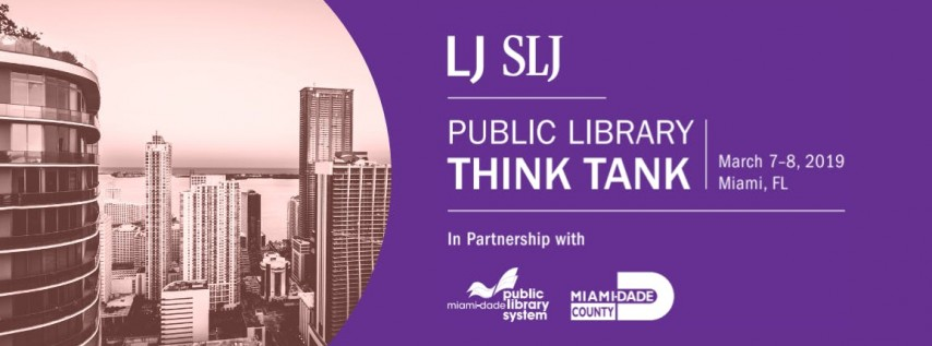 Public Library Think Tank | The Future Is Theirs