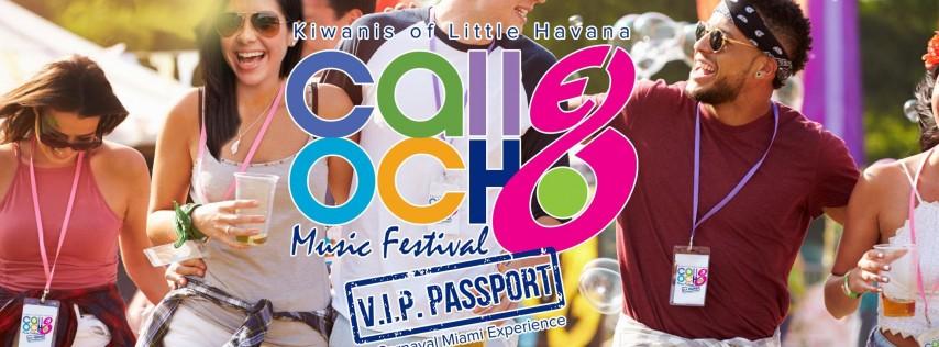 Calle Ocho Music Festival - VIP PASSPORT TOUR