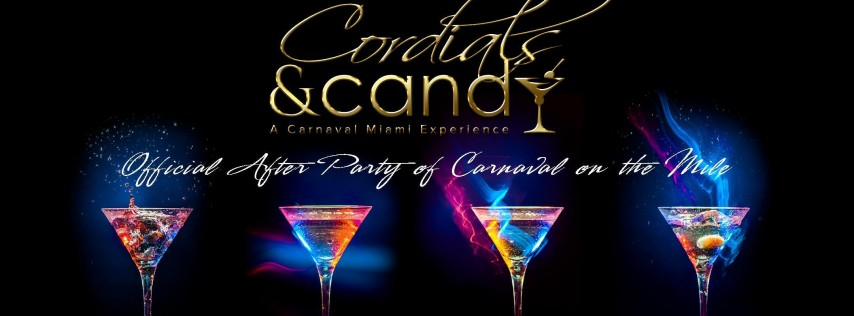 Cordials & Candy