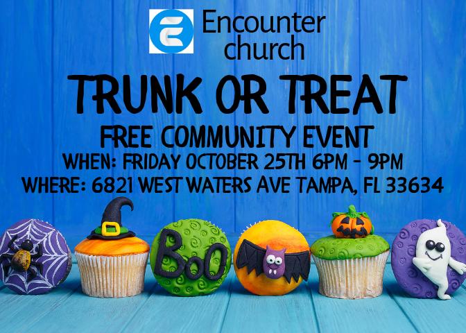 Encounter Church Trunk or Treat
