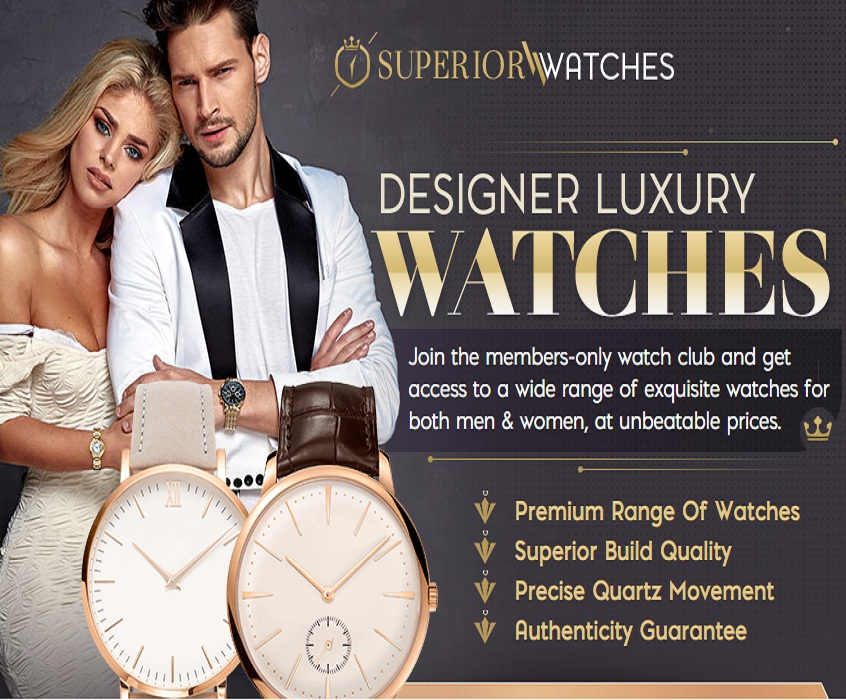 877-474-3607 Superior Watches Today2019
