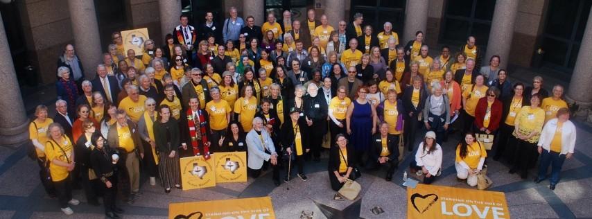 Texas Unitarian Universalist Justice Ministry Legislative Action Day