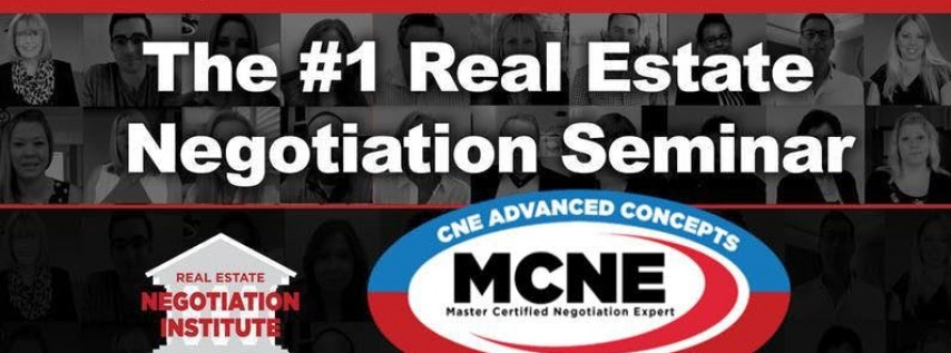 Certified Negotiation Expert: Advanced Concepts (MCNE) - Round Rock, TX (Everett)