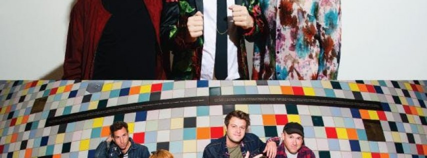 Jukebox the Ghost & The Mowgli's - Making Friends Tour @ Empire