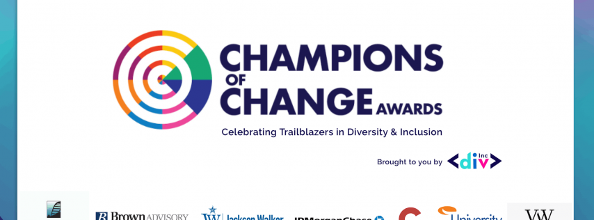 DivInc's Champions of Change Awards