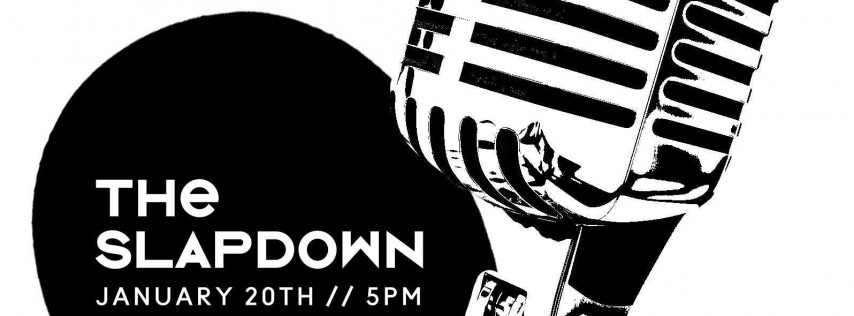 The Slapdown | Presented by SPIN Austin and Moontower Comedy
