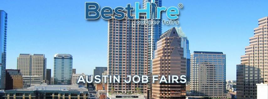 Austin Job Fair July 18, 2019 - Career Fairs