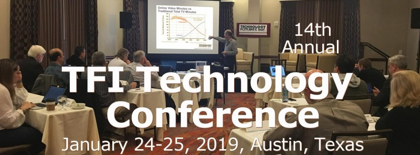 TFI Technology Conference Jan 24-25, 2019