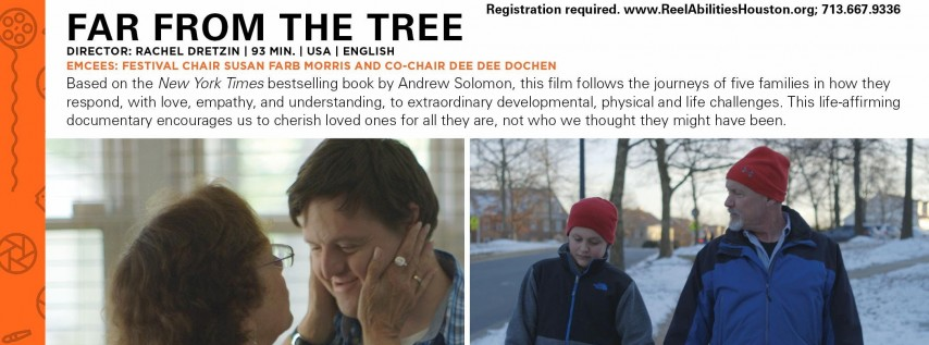 ReelAbilities Opening Film: Far From the Tree