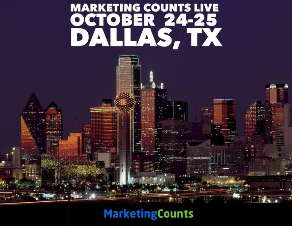 Marketing Counts Live