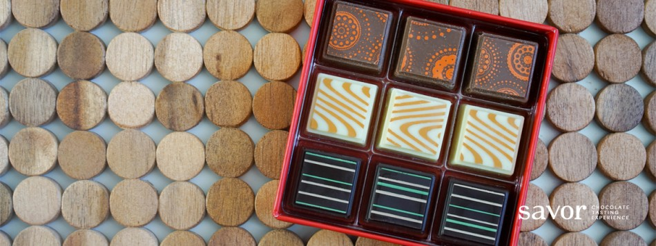 SAVOR Chocolate Tasting Experience: Coffee Shop Classics