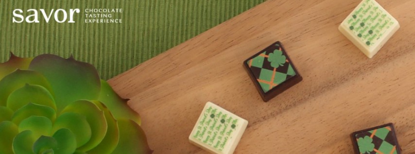 Luck of the Irish: A St. Patrick's Day chocolate tasting special