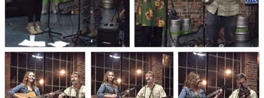 Frog Level Brewing Presents Frank & Allie Lee