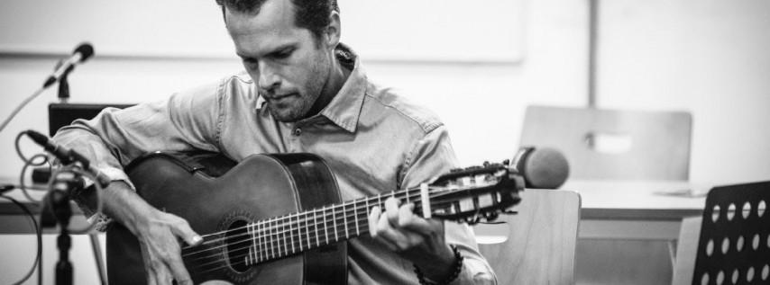 LUKAS SOMMER - A special guitar recital