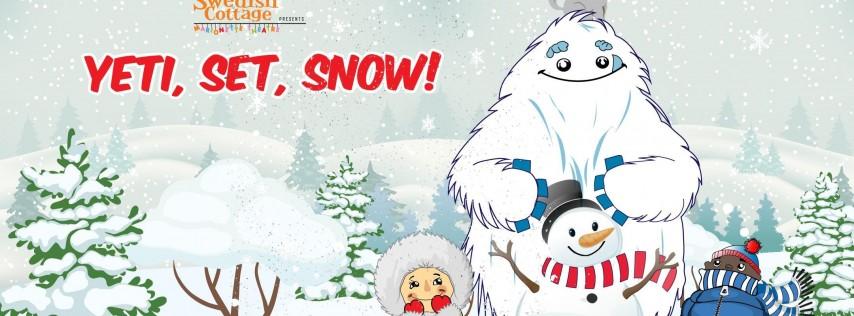 Yeti, Set, Snow!