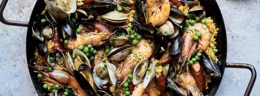 The Kitchenbeard Kitchen Winter: Paella
