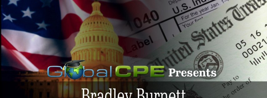 Federal Tax Update   Clearwater Florida   January 17th- 18th 2019