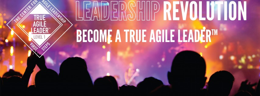 Becoming A True Agile Leader(TM) - First Steps