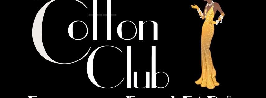 The Cotton Club: LEADS Fundraiser w. Elder Ricardo Welch as Duke Ellington