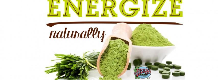 Energize Naturally