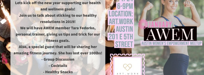Austin Women's Empowerment January Meetup