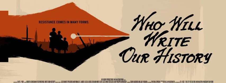 Film Screening and Discussion: Who Will Write Our History