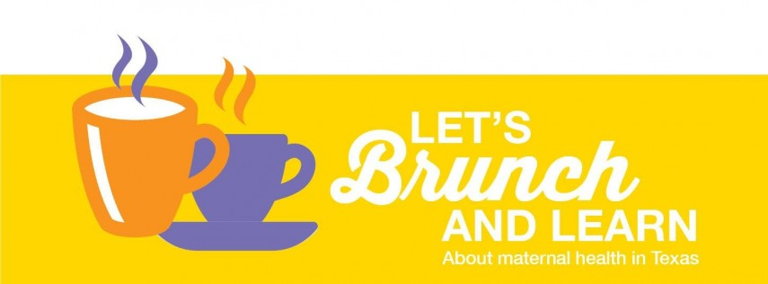 Brunch & Learn About Maternal Health