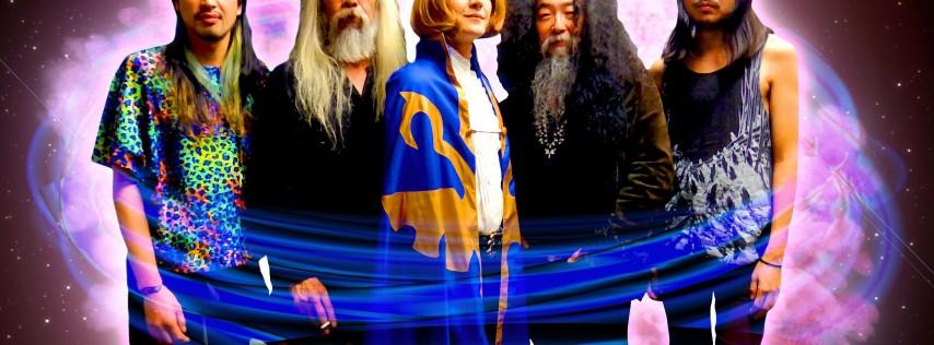 Acid Mothers Temple with Yamantaka // Sonic Titan @ Barracuda Austin