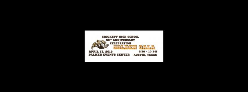 Crockett HS Golden Gala