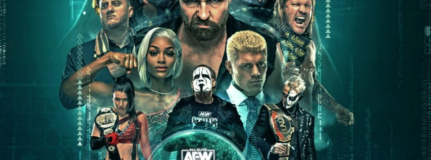 AEW Revolution 2021 Viewing Party at Mac's Wood Grilled