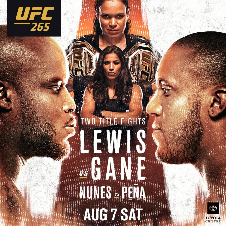 UFC 265 Viewing Party at Mac's Wood Grilled