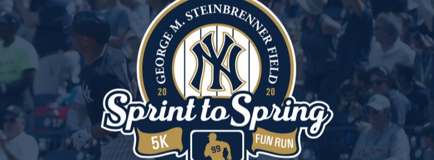 Yankees Sprint to Spring 5K & Fun Run