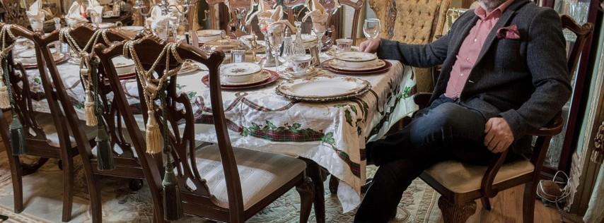 Réveillon Gastronomique de Noël A Christmas Feast Parisian Style