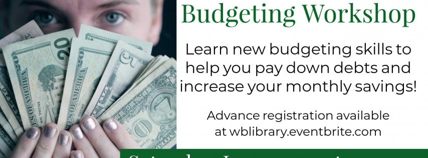 Smart Money: Budgeting Workshop