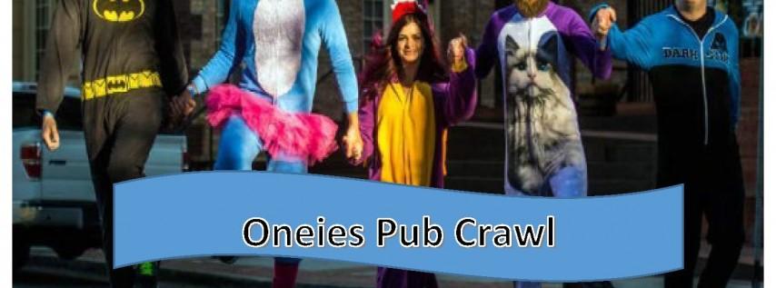 Onesies Pub Crawl